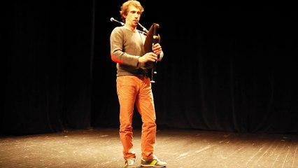 Une minute avec Raphael Bellet, du groupe Les Genoux