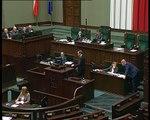 Poseł Cezary Olejniczak - Wystąpienie z dnia 27 maja 2015 roku.
