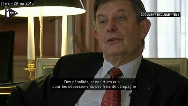 Jean-Pierre Jouyet se confie aux journalistes du Monde