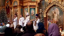 Russian Orthodox Christmas Eve Service at St. Nicholas Church