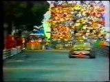 F1 Monaco GP 1981 Last Laps Winner Gilles Villeneuve