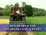 Soil Spader from Vegetable Farmers and their Innovative Cover Cropping Techniques