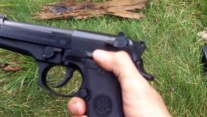 Beretta 92FS Resource | Learn About, Share and Discuss Beretta 92FS
