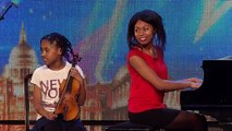 Musicians The Kanneh-Masons are keeping it in the family  Britains Got Talent 2015