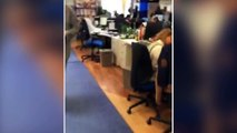VIDEO - Periscope : les coulisses d'Europe 1 par Thomas Sotto