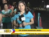Nazarene devotees flock to traditional 'Pahalik'
