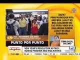 Punto por Punto: New Year's resolution ni PNoy, huwag pansinin ang mga kritiko