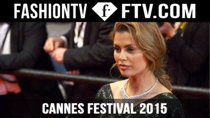 Cannes Film Festival 2015 - Day Ten pt. 1 | FashionTV
