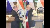 Nucléaire: l'Inde va construire dix nouveaux réacteurs avec la Russie