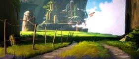 Hayao Miyazaki Ghibli Inspired Animated Short