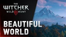 """The Witcher 3 Wild Hunt - Official """"Beautiful World of The Witcher"""" Trailer (2015)"""