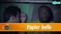 Papier Bulle - (ft. Pat La Réalisation) - C'EST CON  !