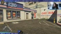 Grand Theft Auto V First Person - Part 77 - Multi Target Assassination (GTA V Walkthrough)