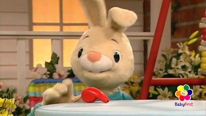 Henri le lapin. Sifflet!
