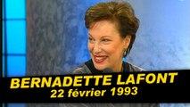 Bernadette Lafont est dans Coucou c'est nous - Emission complète