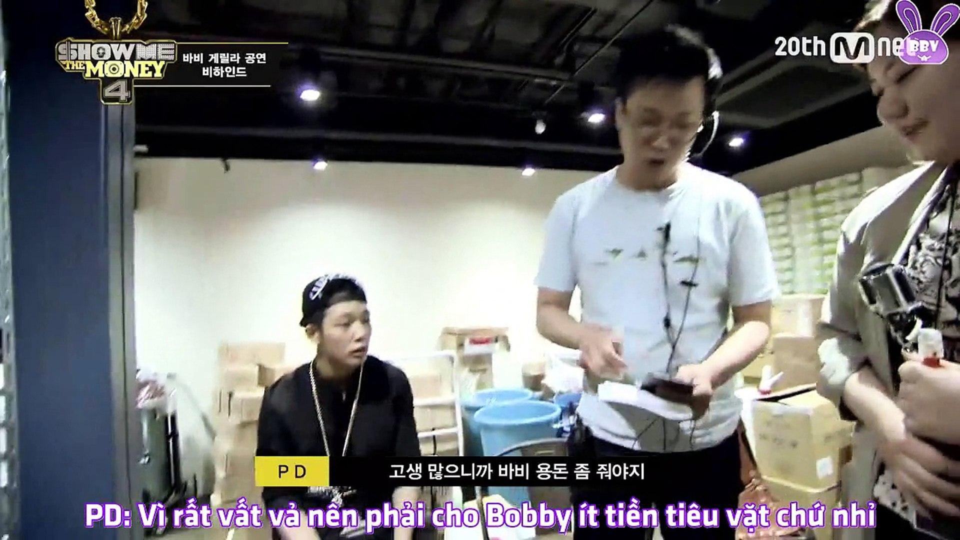[BBV][Vietsub] Bobby - BTS SMTM4 Performance