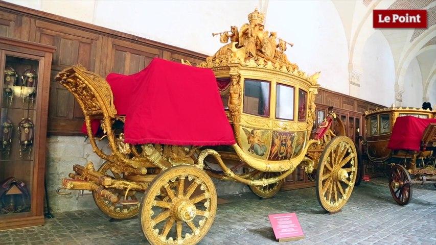 Visites interdites 4 : les carrosses de Versailles
