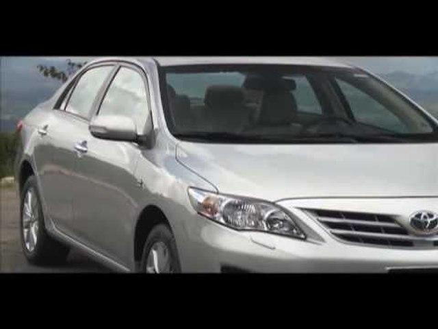 Teste: Toyota Corolla 1.8 GLi Automático