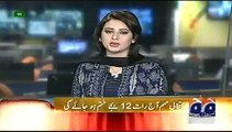 Geo News Headlines, 28 May 2015 9PM News Pakistan Today, Report on Local Body Election in Kp