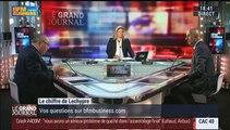 Emmanuel Lechypre: Le coût direct du travail ne représente que 23% des exportations – 28/05