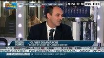 Olivier Delamarche - Nous allons être plumés - 17.10.2011 - BFM Business