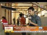 Nazarene devotees start arriving at Quirino Grandstand