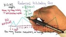 Randomized Hill Climbing Quiz Quiz Solution - Georgia Tech - Machine Learning
