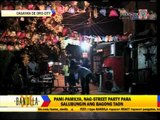 Filipinos greet New Year with fireworks