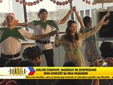 NAIA passengers treated with Christmas surprise