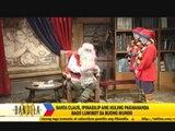 WATCH: Santa's last-minute preps before Christmas