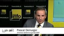 """Pascal Demurger : """"La MAIF accompagne l'économie collaborative"""""""