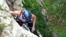 big wall speed climbing paklenica 2011 croatia