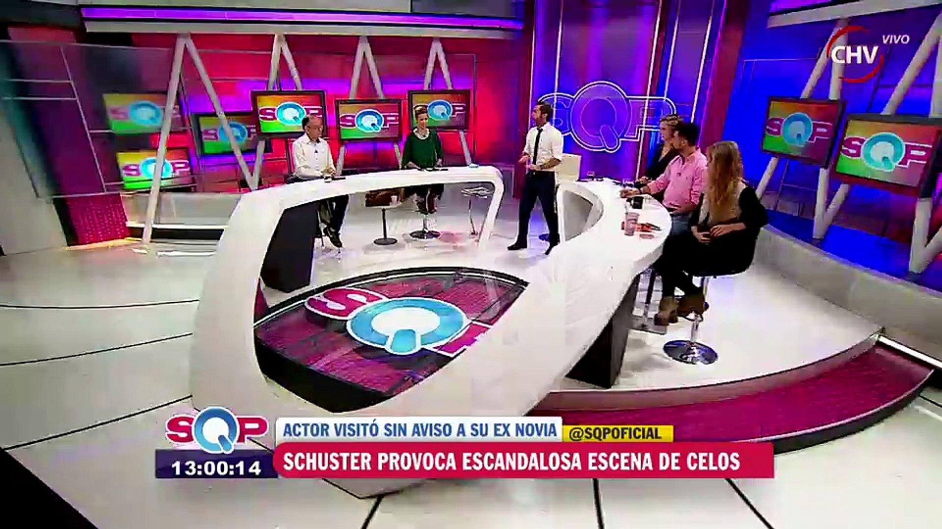 Ítalo Passalacqua analiza el baile de la ex de Augusto Schuster en medio de la polémica