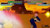 Dragonballz Shin Budokai 2: Another Road Gameplay Video