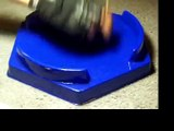 Beyblade Battle in the Japanese Slayer Stadium