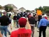 NATION OF ISLAM (Black Panthers) GET PASADENA TEXAS WELCOME