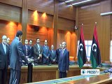 New Members of NATO's NTC in Libya are Sworn in (November 25, 2011)