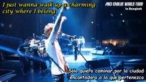 CNBLUE- MONDAY [ English Lyrics + Sub Español]