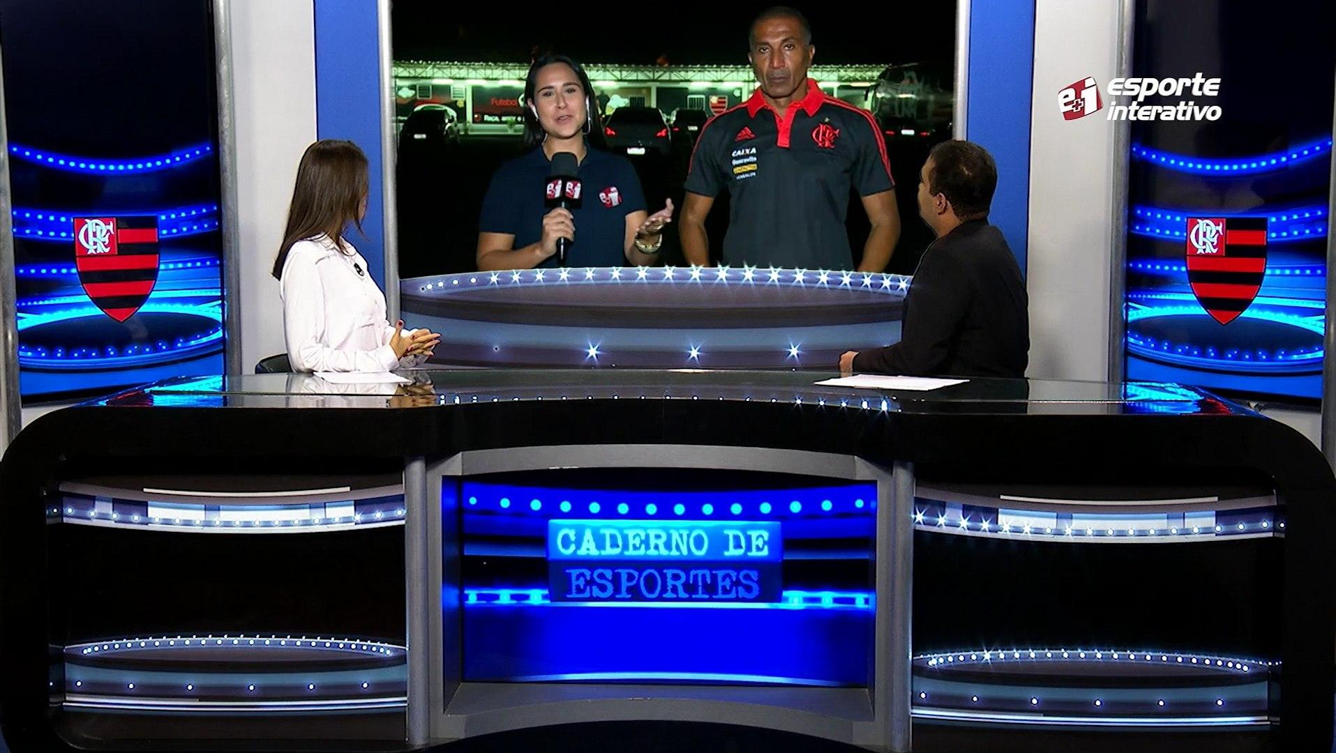 Em entrevista exclusiva, Cristóvão Borges falou sobre a chegada ao Flamengo e sobre os reforços