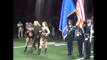 Motley Crüe Frontman Vince Neil Trips All Over the National Anthem