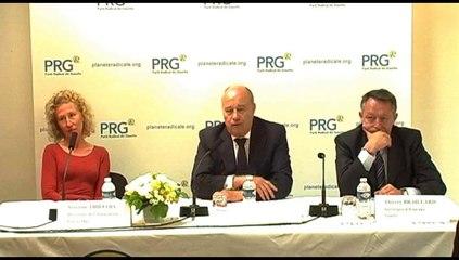 Rencontres pour une République moderne avec le ministre Thierry Braillard