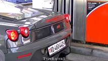 Before the Crash: LOUD Ferrari 430 Scuderia Sounds! 1080p HD! - Granturismo Events