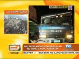 Mom dies, kids hurt in QC road mishap