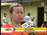 Dumagat kids get gifts from mountaineers