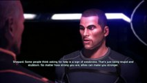 Mass Effect Trilogy - (HD) Mass Effect Playthrough Pt. 16 (Chatting up the Crew)