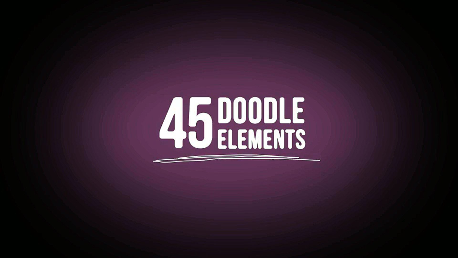 After Effects Project Files - Doodle Elements - VideoHive 9132230