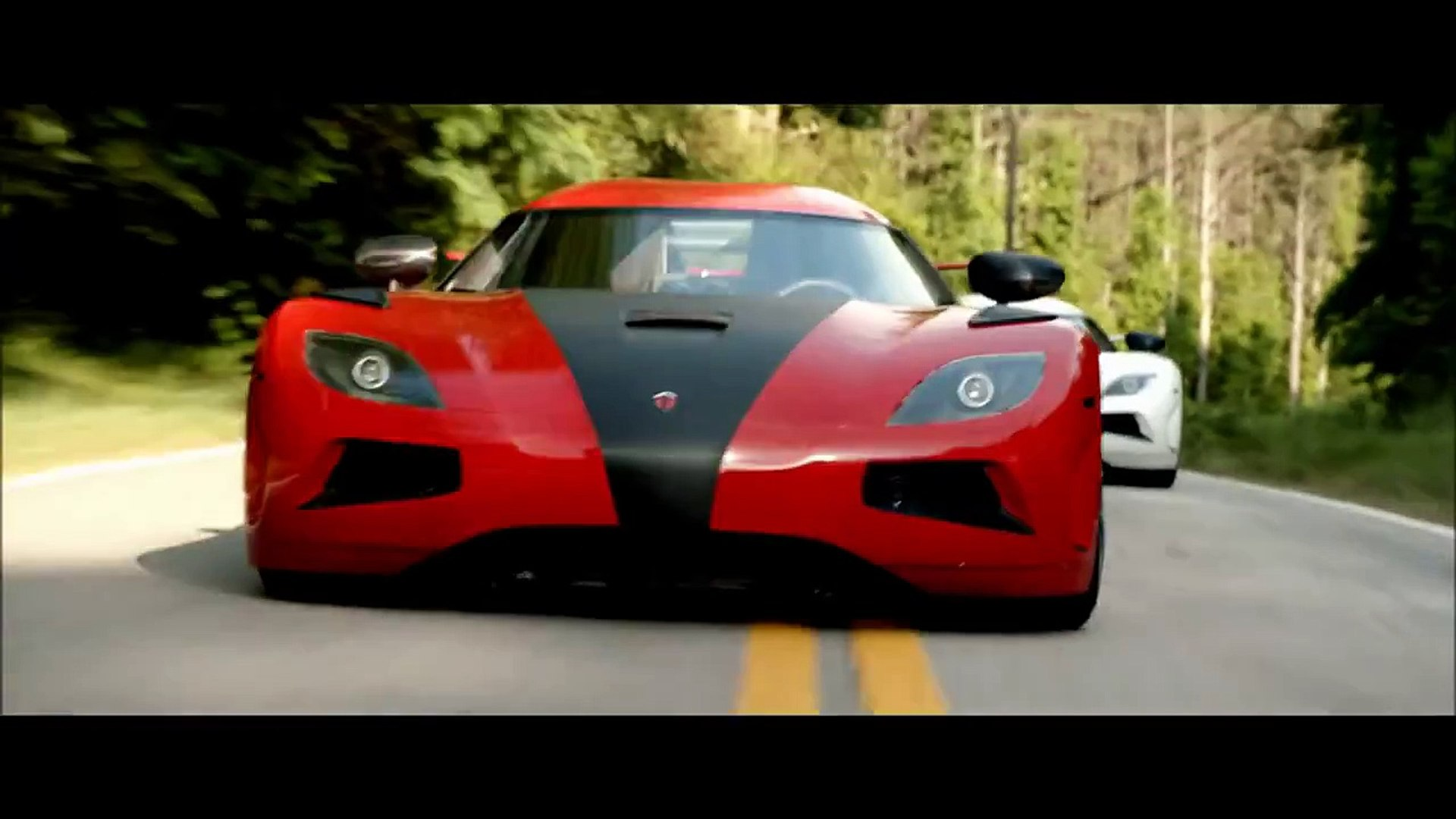 Need For Speed Koenigsegg Race Hd Video Dailymotion