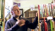 Making The Last Bookshop: Interviewing Mr Books