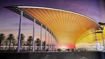 Graphic Pics of Future Male' International Airport GMR Maldives
