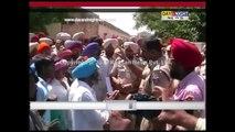 Wheat procurement: Farmers still on strike in Barnala